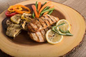Kuracie mäso so zeleninou