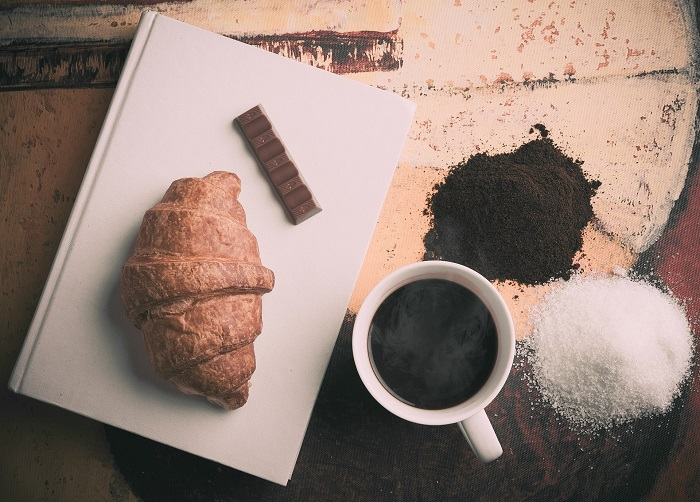 Podnikateľský plán kaviareň má svoj postup