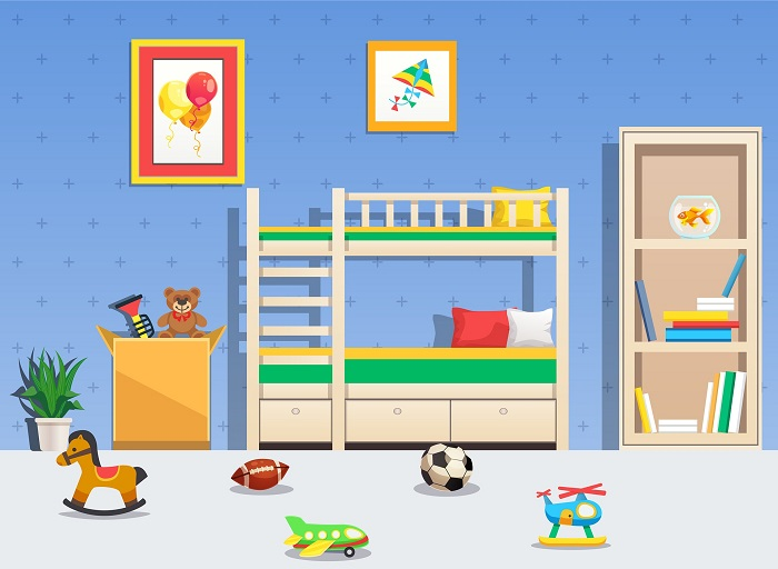 Patrové postele a jejich využití